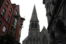 A scenic church in Ireland.
